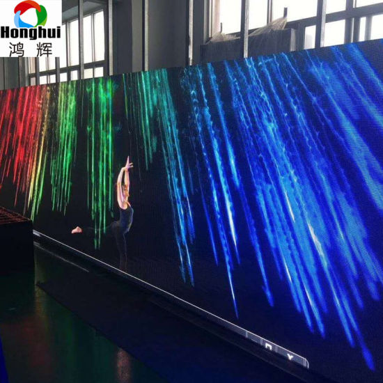 Indoor Full Color P3 /P4 /P5 Slim LED TV Screen for Stage Concert