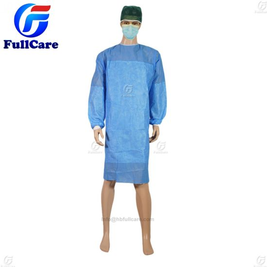 Sterile Surgeon/Surgical Operation Hospital Medical Clothing pictures & photos