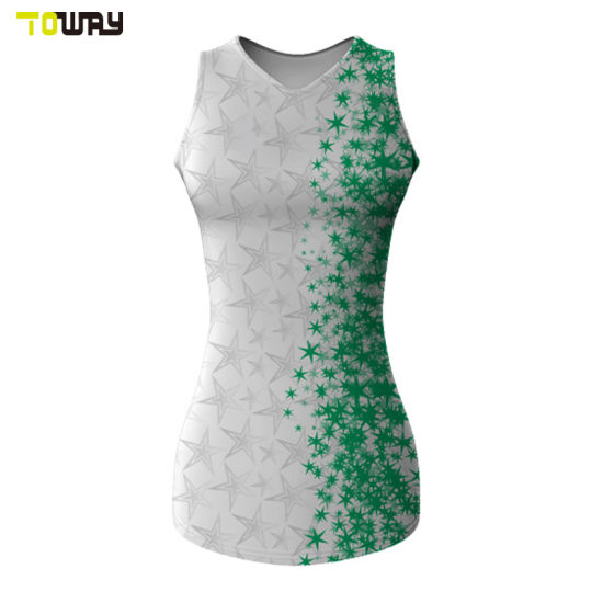 Women Plus Size Cheap Netball Dress pictures & photos