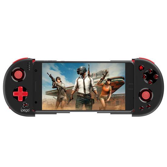 [Hot Item] Ipega portable Bluetooth Game Controller PC Gamepad Pg-9087 for  Pubg/ Rules of Survivor