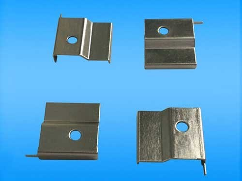 Stamping Part Iron Punching Lamp Holders (HS-LF-010)