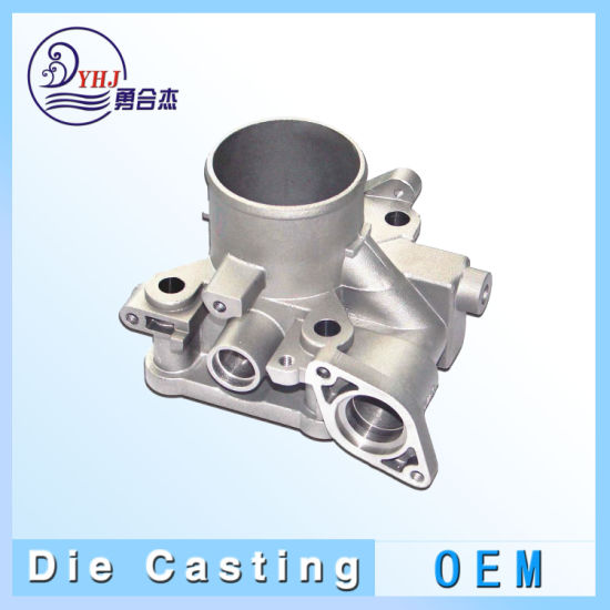 OEM Precise Die Casting for Aluminum Alloy and Zinc Alloy Auto Parts in China