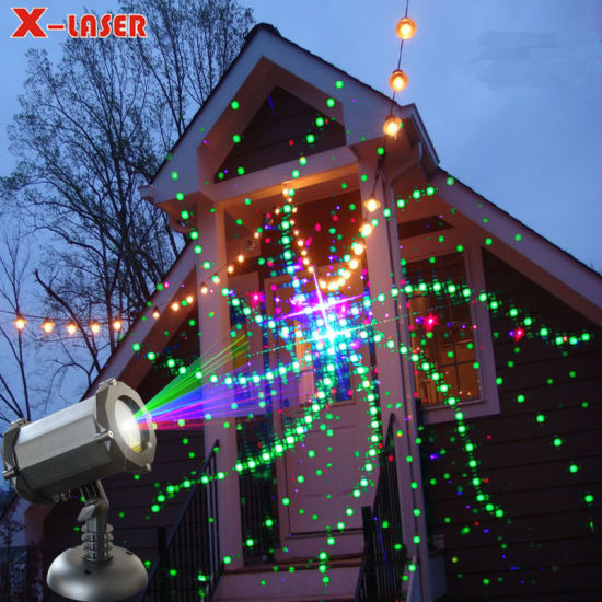 mini outdoor laser light projector programmable laser projector christmas light with bluetooth speaker