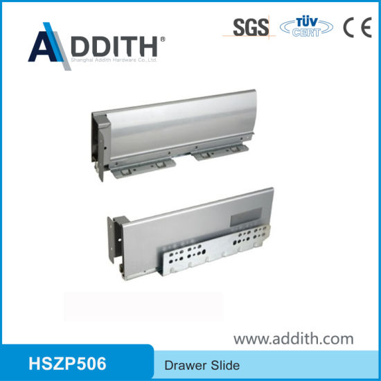 Telescopic Channel Concealed Tool Box Drawer Slide