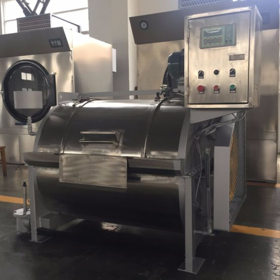 900lbls Full Stainless Steel 316'' with Inverter Clothes Dyeing Machine