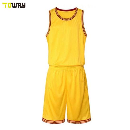 fd760b037e1 Custom Dri Fit Yellow Basketball Jersey Design 2018. Get Latest Price