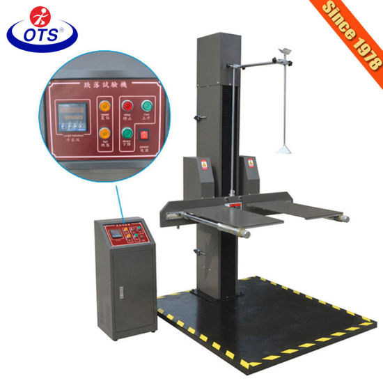 Lab Equipment Automatic Drop Test Machine for Package Impact Test