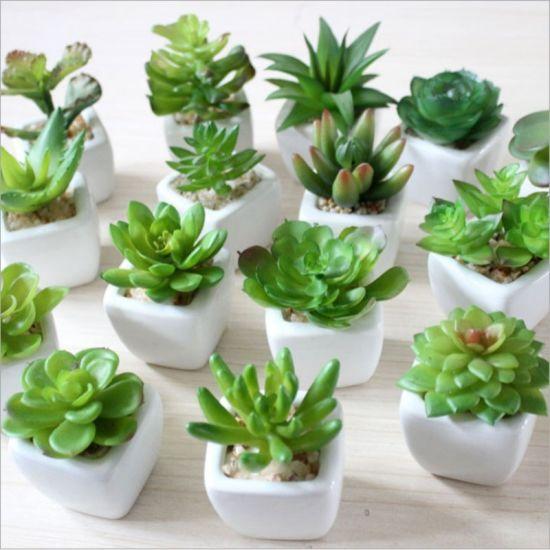 Wedding Party Bedroom Office Decoration Artificial Plants Vivid Artificial  Flower