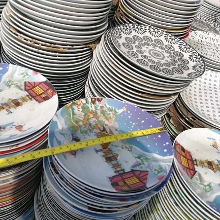Ceramic Plate Stock, Mug