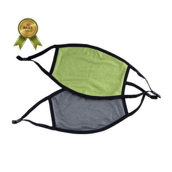 Low Price Custom Half Face Protective Sports Altitude Training Bamboo Fiber Face Mask