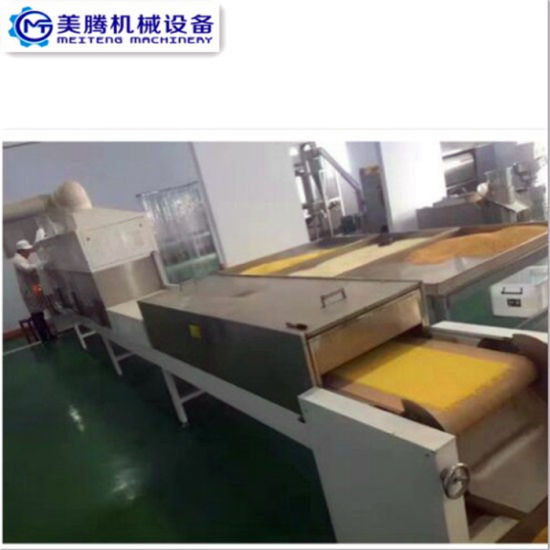Automatic Highlarge-Tonnage Drying Oven Food Machine