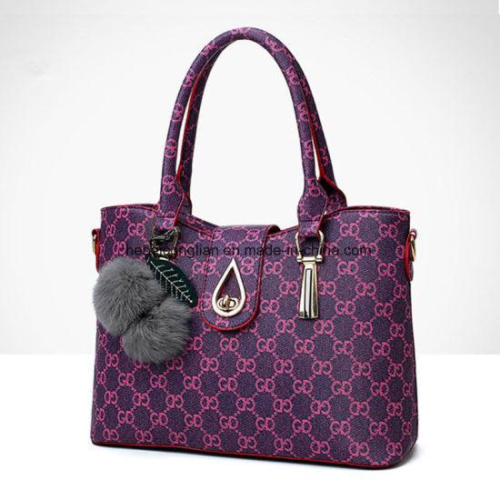 Old-Classic Printing Ladies Big Size Leather Shoulder Bags Tote Handbags -  China Handbags fdb4d260d1314