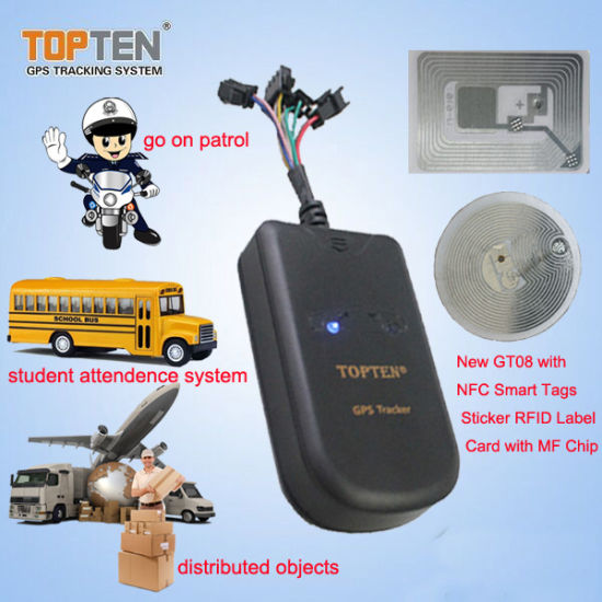 GSM Alarm Work for Mtn, Etisalat SIM Card (GT08-JU)