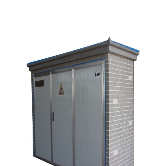 Box type fixed AC metal enclosed switching equipment Switchgear