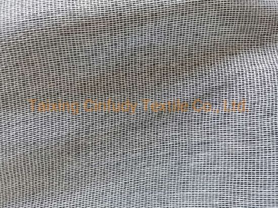 Netting Mesh Scrim, White Plain Weaving Cloth 02710