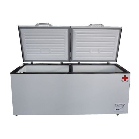 -60 Degree Ultra Low Temperature Horizontal Vaccine Medical Freezer