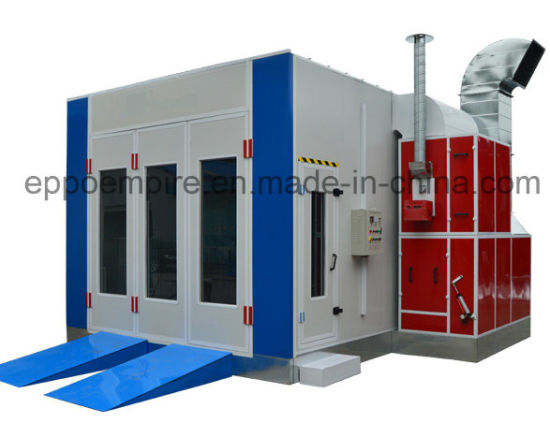 Ce Approved and Good Quality Car Spray Booth for Sale pictures & photos