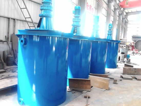 Cyanide and Carbonate Leaching Tank for Gold Mining Plant pictures & photos