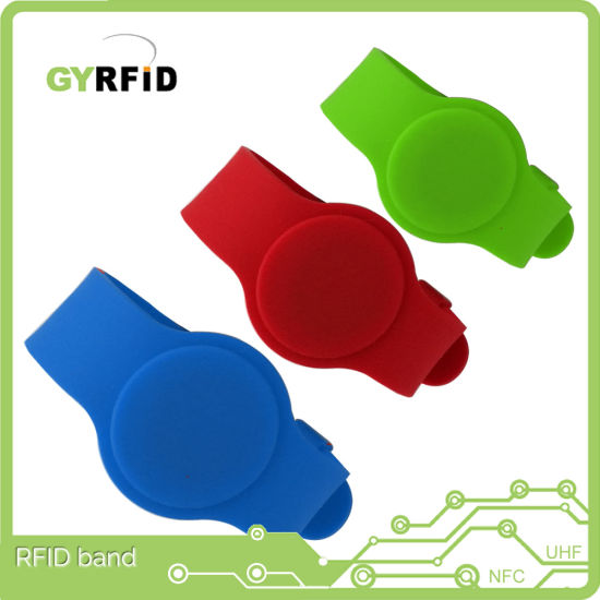 NFC Wristbands Bracelet RFID for Swimming Pool (WRS02) pictures & photos