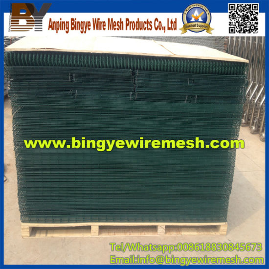 PVC Coated Welded Mesh Gabion Basket for Control Water