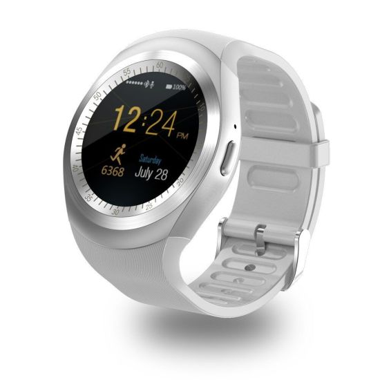 Smart Watch 2019 Y1 with Camera Support Nano SIM TF Card pictures & photos