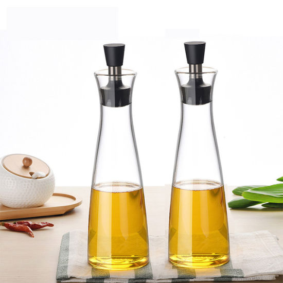High-End Glass Oil Bottle for Export to America or European Market66/5000