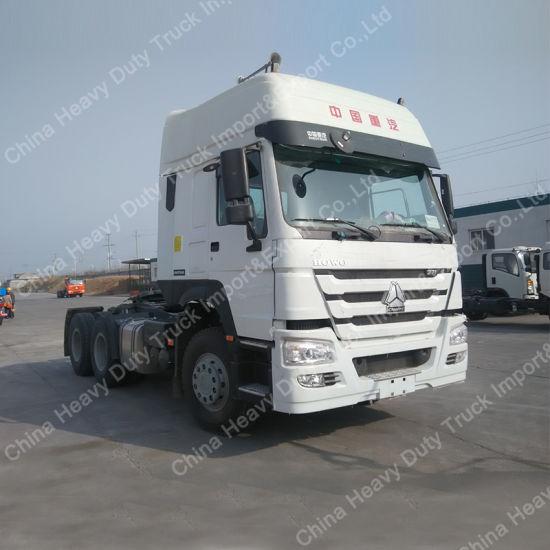 Chinese International Tractor Truck Head 50ton/60ton/70ton Tow Trucks Sale