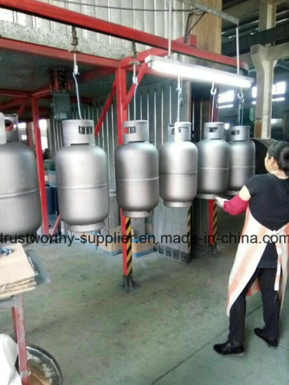 Agglomerated Welding Flux Sj501 for LPG Cylinder pictures & photos