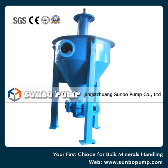 Centrifugal Fine Tailing Handling Froth Pump