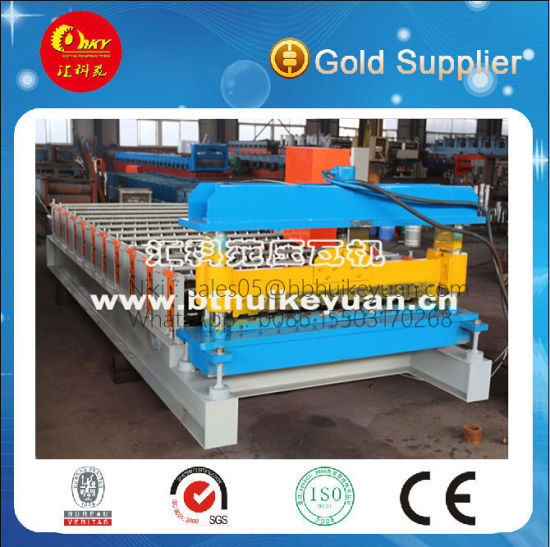 Low Price Hot Sale Corrugated Roll Forming Machine