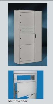 Multiple Door for Ar9, Ar8 Metal Floor Stand Cabinet