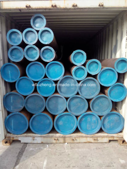 China Natural Gas Steel Pipe 12