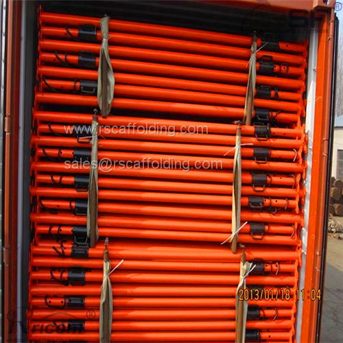 High Load Capacity Scaffolding Adjustable Steel Props pictures & photos