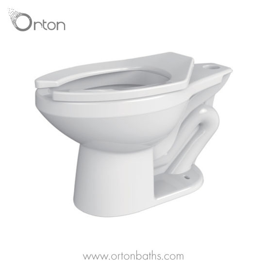 Superb China Back To Wall Toilet Bowl With Higenic Heavy Duty Pp Machost Co Dining Chair Design Ideas Machostcouk