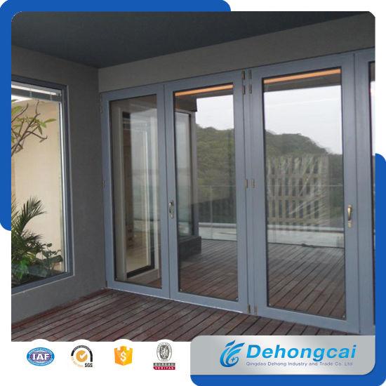 China Customized Design Combined Casement Double Glass Aluminum