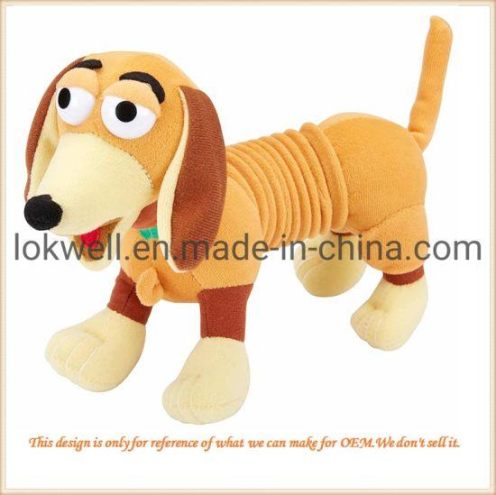 Plush Stuffed Dog Toys Children Soft Safety Gift