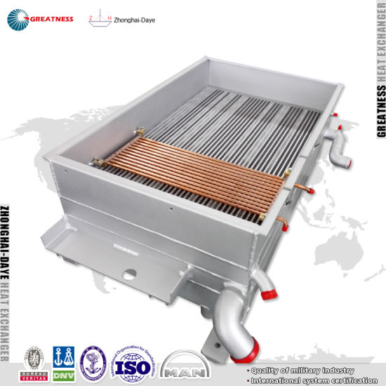 China Hydraulic Machinery Air Oil Cooler Aluminum Plate ...