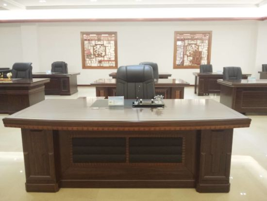 China High Quality Modern Wood Veneer Office Table For Furniture Interesting Modern Wood Office Furniture