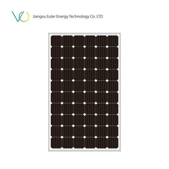 390W Monocrystalline Roof Top Solar Panel Sun Power System