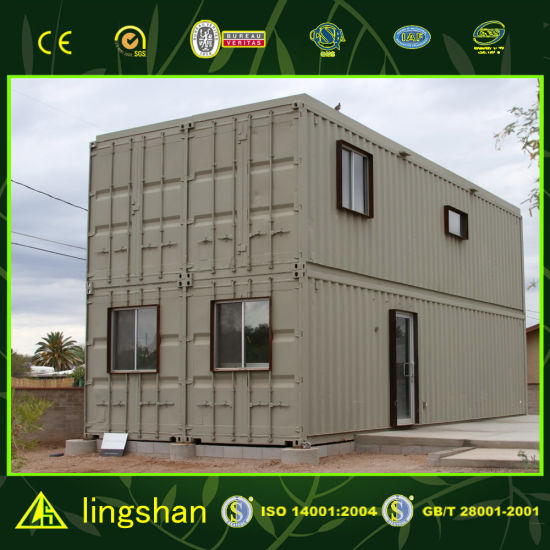 Prefab Container House For Oil Camp pictures & photos