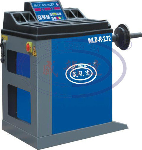 Intelligent Wheel Balancer Wld-R-232 (microprocessor with self-test function) for Sale