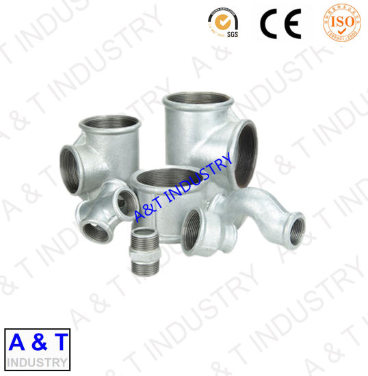 Types of Plumbing Materials Plastic PVC Pipe Fittings pictures & photos
