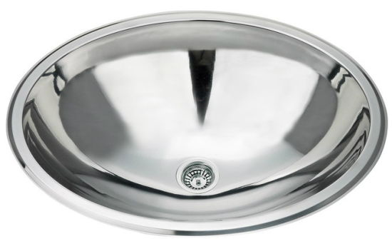 Stainless Steel Bathroom Sink, Lavatory Sink (T19)