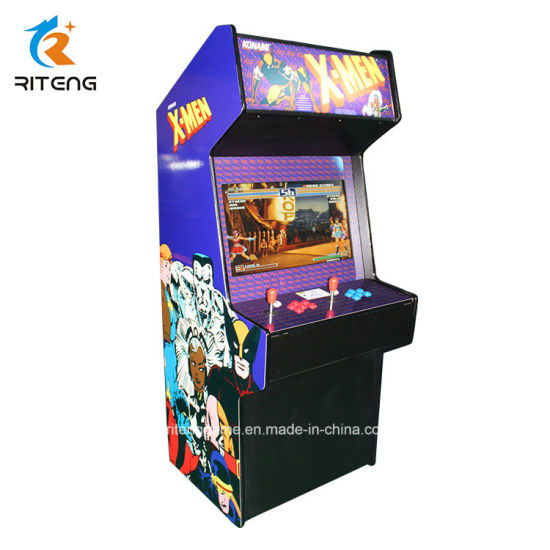 X Men Upright Arcade Game Machines With Pandora Box 5s