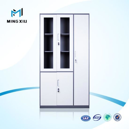 Chinese Furniture Supplier Glass Door Cole Steel Filing Cabinets / Steel  Cabinet