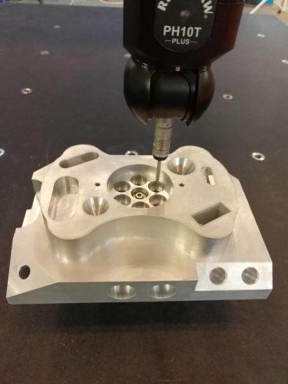 High Quality Aluminum CNC Machining Parts