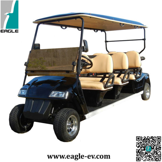 Electric Golf Cart, CE Approved, 6 Person, Eg2068k pictures & photos