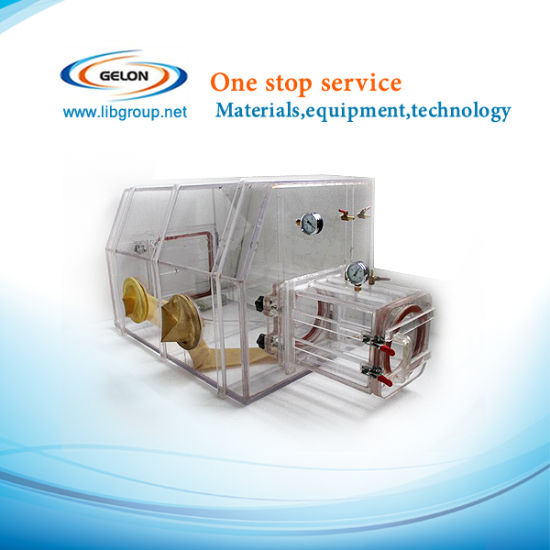 Stainless Steel Glove Box for Laboratory Application pictures & photos