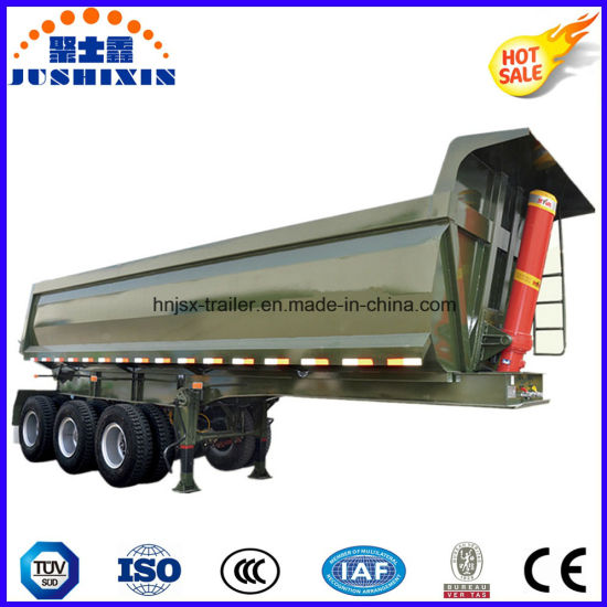 35cbm 3axle Tipper Semitrailer pictures & photos