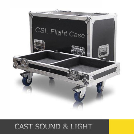 Customize Aluminum Stage Light Speaker Flight Case pictures & photos